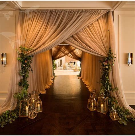 Wedding Entrance Ideas best 25 wedding entrance decoration ideas on