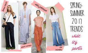 Summer 2017 Trends by Collection Summer 2017 Fashion Trends Pictures Giftlist