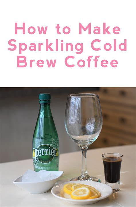 cold times how to prepare for the mini age books how to make sparkling cold brew coffee coffeesphere