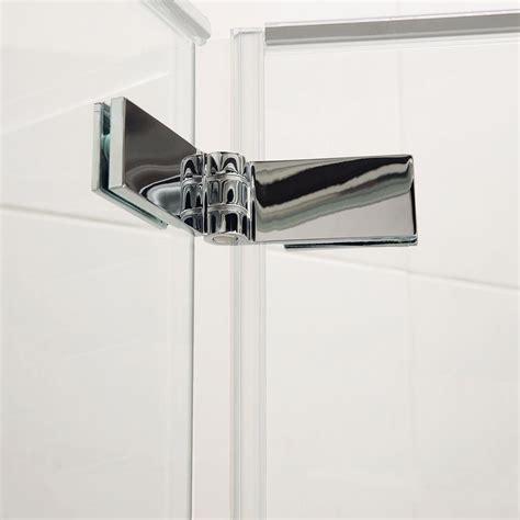 Bi Fold Shower Door Hinges Lumin8 Bi Fold Door Shower Enclosure Showers