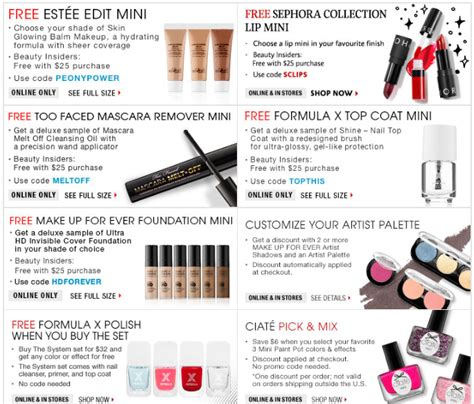 Free Sephora Gift Card Code - sephora gift card code 2017 gift ftempo