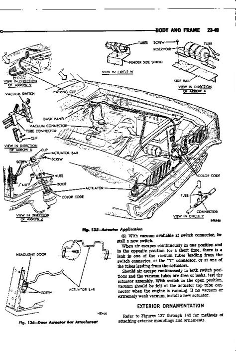 dodge 318 vacuum diagram dodge free engine image for