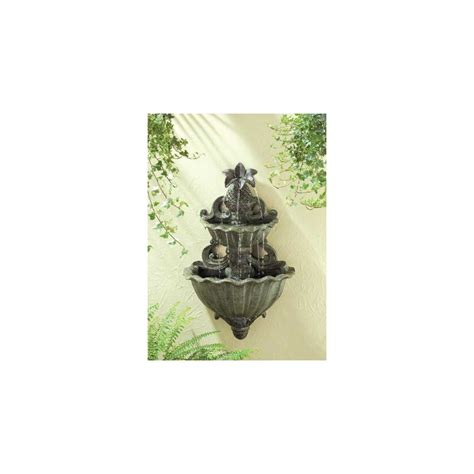 water fountains for home decor garden diy water fountain great home decor diy water