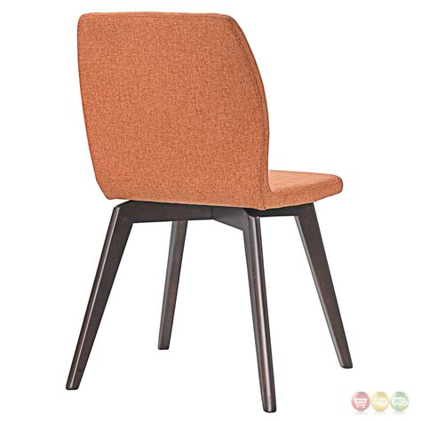 Liberty Dining Chairs by Proclaim Modern Upholstered Wooden Dining Side Chair