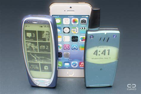 Nokia 3310 Windows Phone 8 designer reimagines iconic nokia and ericsson phones
