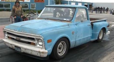 Truck Sleeper Cer by Bangshift A Tattered Sleeper Chevy Truck Runs