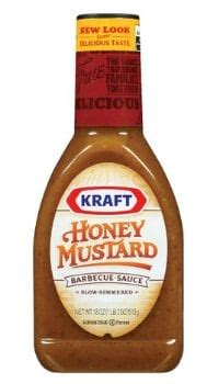 Kraft Bbq Sauce Spicy Honey 18 Ounce kraft honey mustard bbq sauce 0 83 free shipping