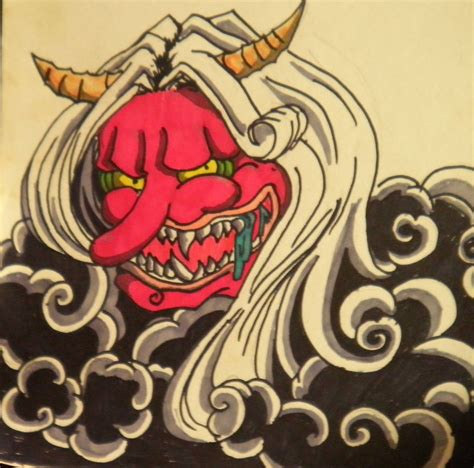 tengu tattoo designs tengu emergers by diasuke77 on deviantart