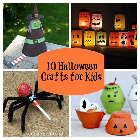 holloween crafts for 10 crafts for