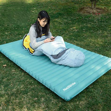 C Mat Sleeping Pad by Self Inflating Mattress Mat Sleeping Pad Air