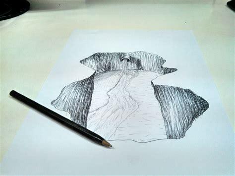 imagenes para dibujar a lapiz en 3d faciles como hacer un dibujo en 3d arte taringa