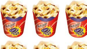 mcdonald s is adding the most amazing mcflurry to their menu