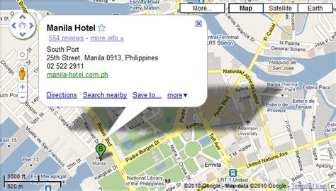 camayan resort map from manila manila hotels manila hotels the manila hotel in maps