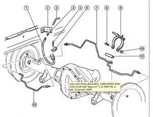 Brake Line Diagram 2000 Dodge Dakota 2000 Dodge Intrepid Brake Line Diagram Pictures To Pin On