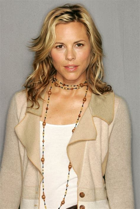 Angelina Jollie by Maria Bello Profile