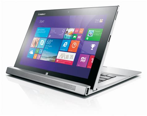 Laptop Tablet Lenovo lenovo kicks ces with its lightest ultrabook yet a