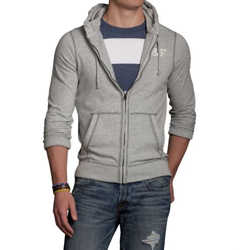 Hoodie Abercrombie Fitch Zemba Clothing Abercrombie Fitch Sentinel Range Hoodie Moose