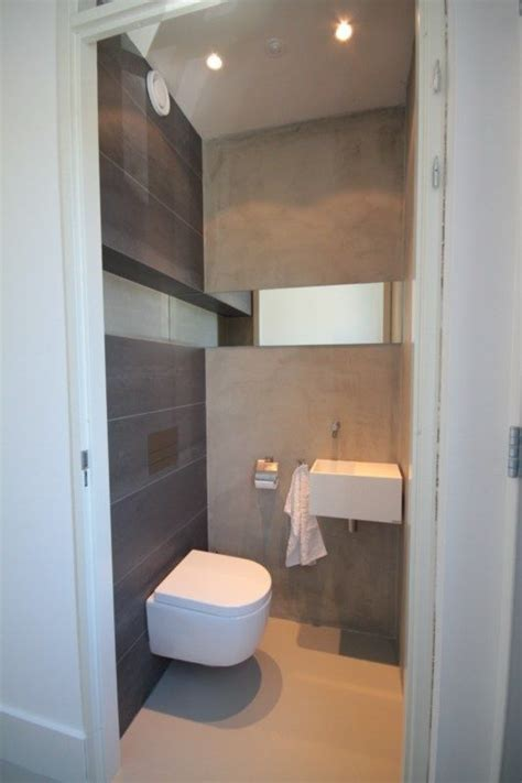 beton  toilet downstairs toilet bathroom en