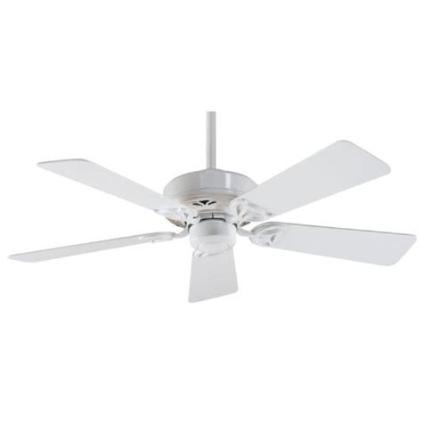 hunter 28528 hudson 42 inch 5 blade ceiling fan white