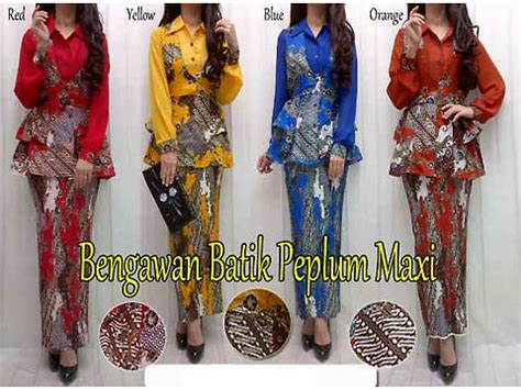 Setelan Etnic etnic fashion butiq laman 2