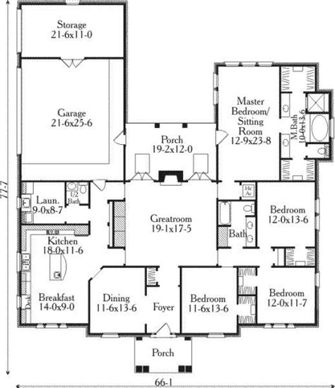 100 Floors Fe Level 13 by 4 Bedroom House Plans Bedrooms 2 189 Batrooms 2