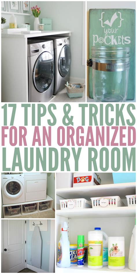 laundry room organization ideas 17 tips and tricks for an organized laundry room