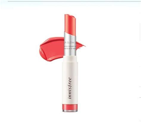 Innisfree Color Glow Lipstick innisfree lipstick collection on ebay
