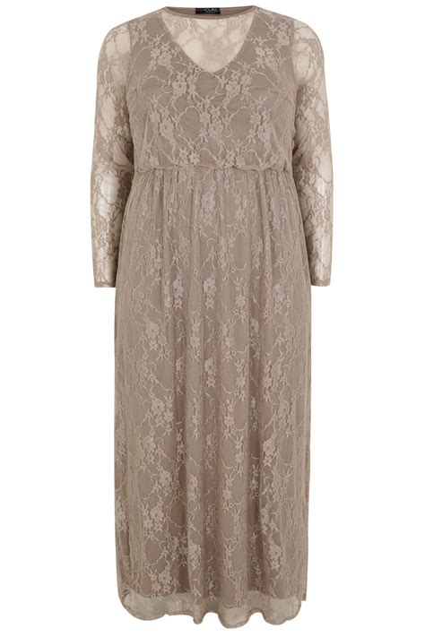 background images in div yours mocha brown lace overlay maxi dress with