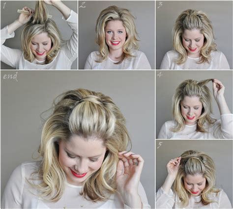 easy holiday hairstyles for medium length hair 2013 easy holiday hairstyles trends for this winter
