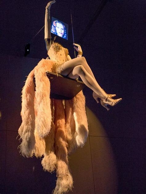 moulin rouge swing new art exhibit displays famous hollywood costumes in a