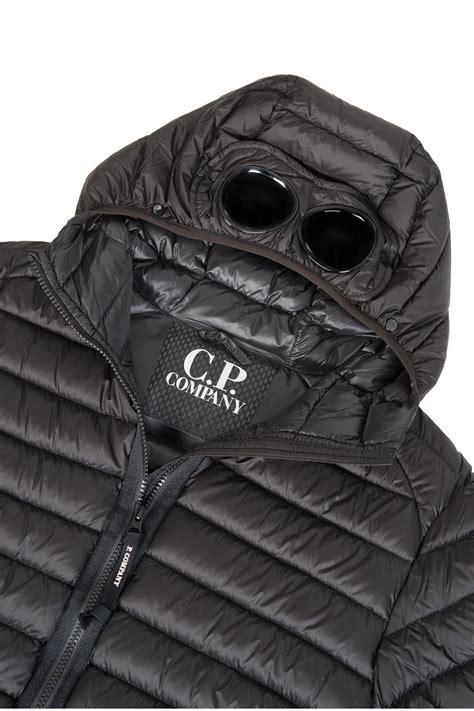 Cp Black cp company lightweight goggle jacket black