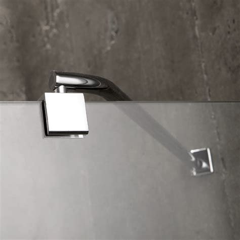 box doccia senza telaio cabina doccia senza telaio 80x100 cristallo trasparente