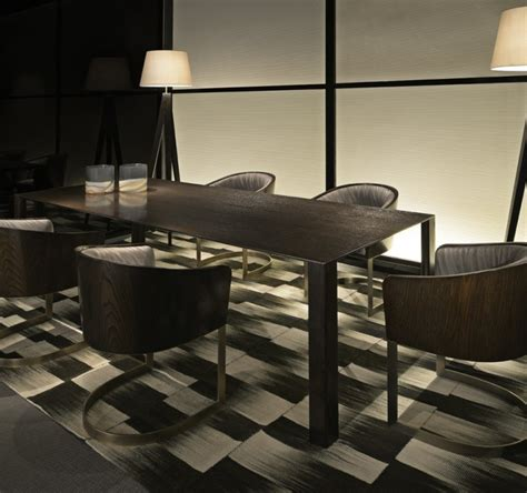 Armani Casa Dining Table 10 Dining Tables From Top Luxury Furniture Brands