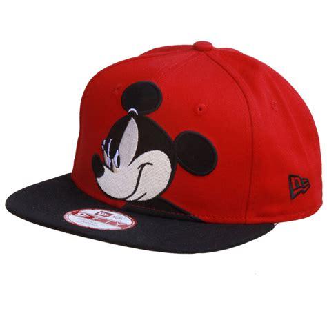new era mickey new era and disney 9fifty flatbill cap mickey mouse ebay