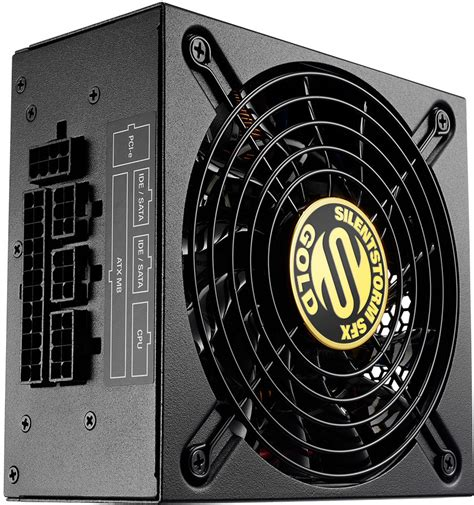 Power Supply Atx 500w Powerup sharkoon announces silentstorm sfx power supply series