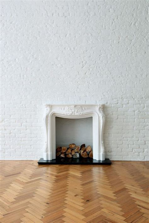 Whitewashed Fireplace by 38 Awesome Whitewashed Fireplace Designs Digsdigs