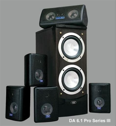divinci professional home theater system
