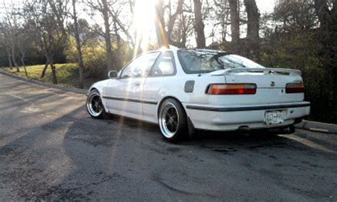 1991 acura integra for sale