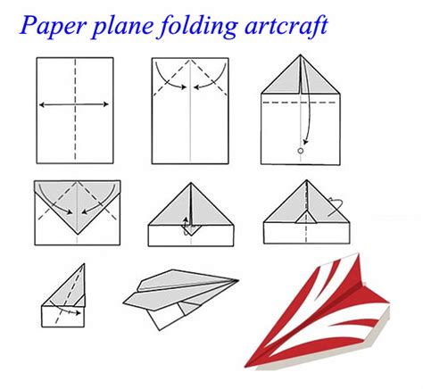 buy hm830 easy rc folding a4 paper airplane rcnhobby