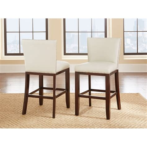 Steve Silver Counter Stools by Steve Silver Counter Stool In White Tf650ccwn