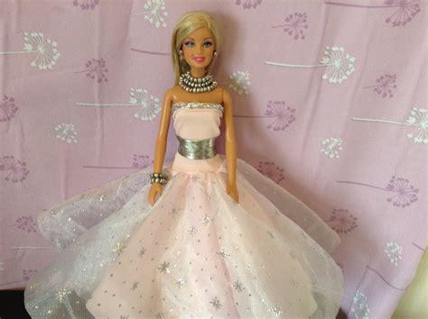 como hacer ropa para barbie como hacer vestido de princesa para barbie monster high