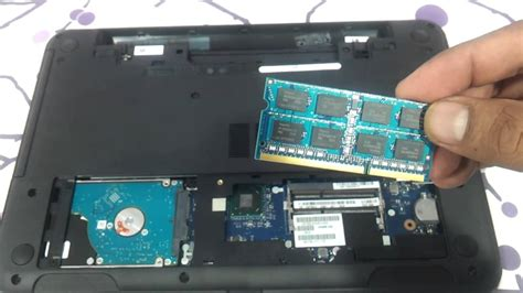 The Fix Memory Series dell inspiron 3521 5521 3537 how to upgrade ram and