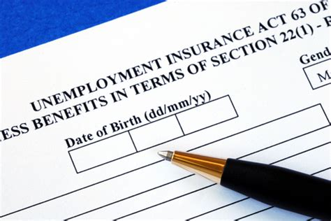 how to claim unemployment benefit