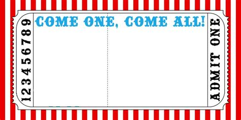 printable carnival tickets templates blank carnival tickets blank ticket template gbabogadosco