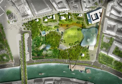 design contest opens for moscow riverside hotel diller scofidio renfro plans zaryadye park for moscow