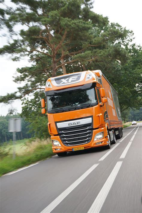 test daf test daf xf 460 low deck ttm nl