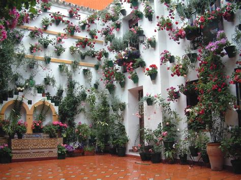 Cordoba Patio Festival by Summer Festivals In Spain Book Hostals B Bs