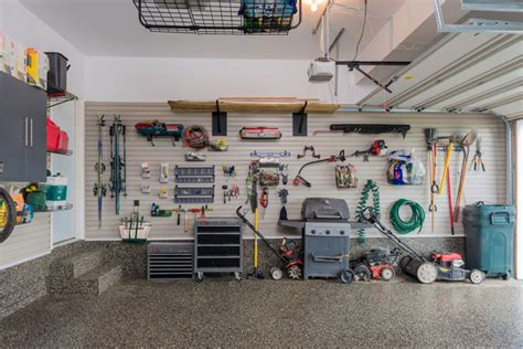 Organizing Ideas For Bedrooms garage organization traditional garage and shed