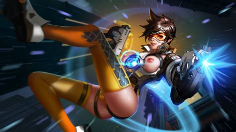 Tracer Overlook Tracer Liang Xing Overwatch Hentai Porn Full Gallery Xxx