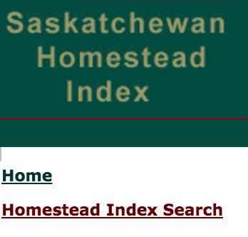 Saskatchewan Records Free Saskatchewan Homestead Index Ongenealogy